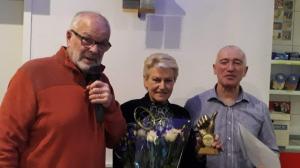 John en Anja vrijwilligers van 2018