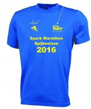 T-shirt SPÄRK marathon