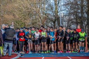 start halve marathon
