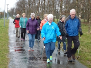 Nordic Walken Pernis 040317