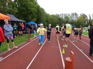 clubkampioenschappen Nordic Walking