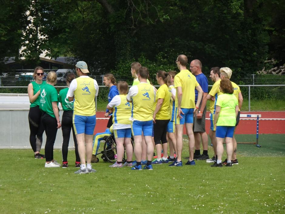 Special Olympics, Den Haag