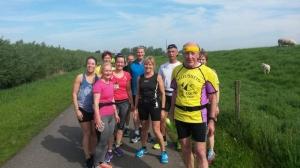 Training halve en hele marathon