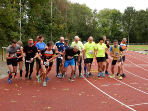 Start Estafettemarathon
