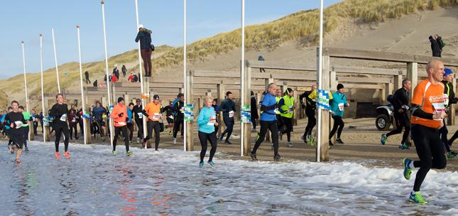 De Halve Marathon van Egmond · AV SPARK